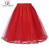 Belle Poque Tulle Crinoline Midi Tutu Tulle Skirt Vintage Skirts Womens Petticoat Falda Mujer Saia Jupe