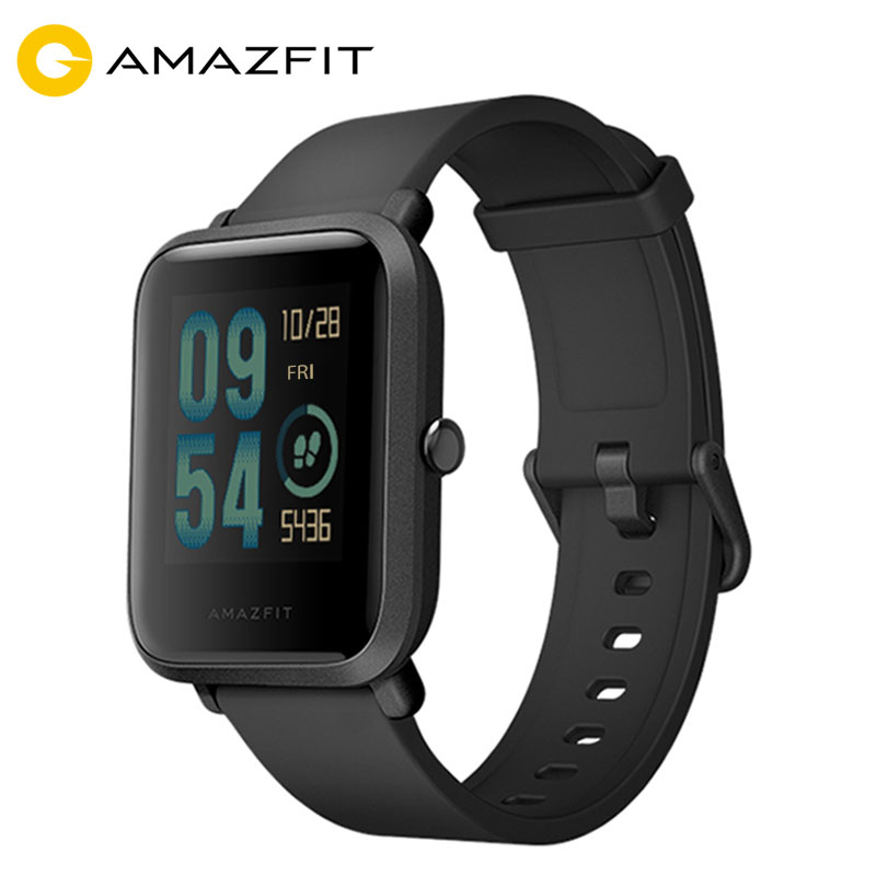 [Spanish Version] 2018 Xiaomi Huami Amazfit Bip Youth (Pace Lite) Smart Watch Bluetooth GPS Heart Rate Monitor 45 Days Standby