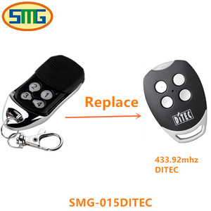 Image 3 - Ditec 手トランスミッタ gol4 433,92 433mhz の新 4 コマンドラジオ送信機のリモート制御