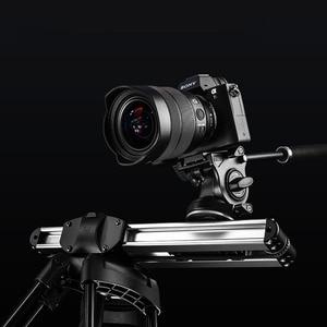 Image 2 - מיקרו 2 מצלמה מחוון מיני רכבת מסלול מערכת וידאו Slider עבור Canon סוני ניקון Panasonic DSLR מצלמה Iphone טלפון חכם ARRI דקות