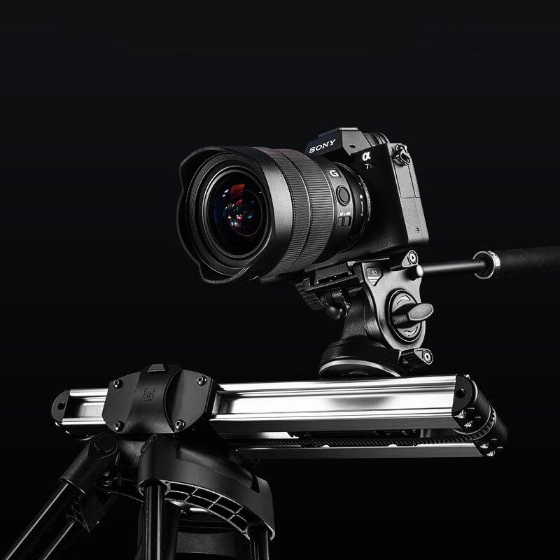 Curseur vidéo 2 caméras, Micro-caméra, système de piste ferroviaire, curseur pour Canon, Sony, Nikon, caméra DSLR, Iphone, Smart Phone, ARRI MIN