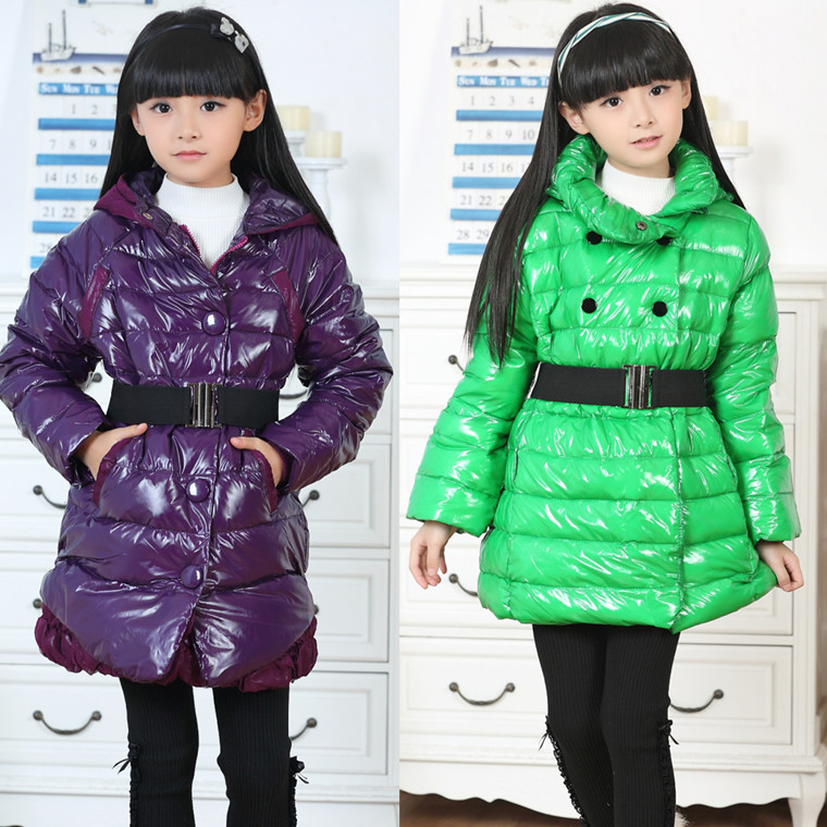 Girl Winter Coats - Tradingbasis