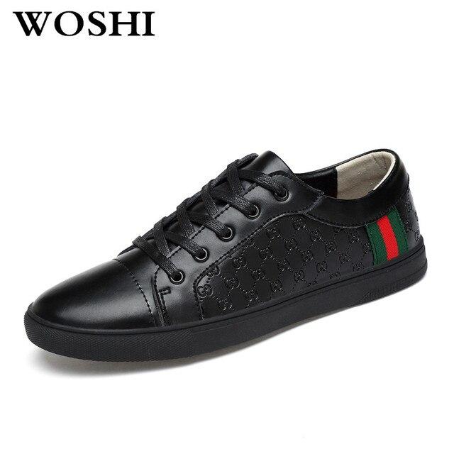 Verano hombres holgazanes hombres zapatos Casual moda masculina zapatos de encaje hasta los hombres zapatos de cuero genuino zapatos planos de cuero de diseño para hombres k3