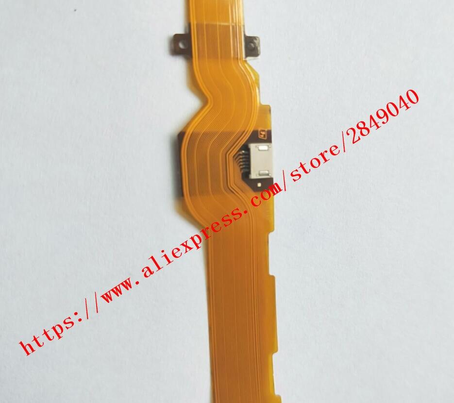 SONY DSC-HX300 DSC-HX400 LCD Hinge Flex Cable Digital Camera Repair Part
