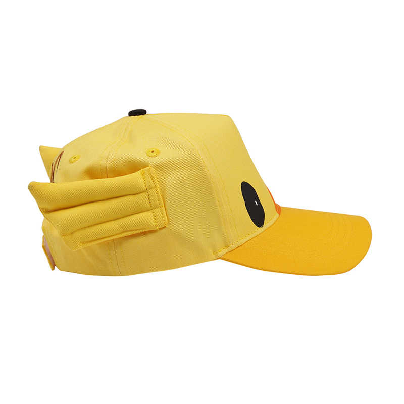 Chocobo Retro Japanese Final Fantasy Cap Unisex Adjustable Sport Visor Hat Baseball Hat Outdoor Black
