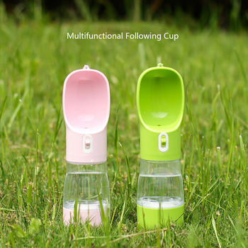 Dog Water Bottle Portable Pet Drinking/Feeder Bowl. Perfect For Travel! 23