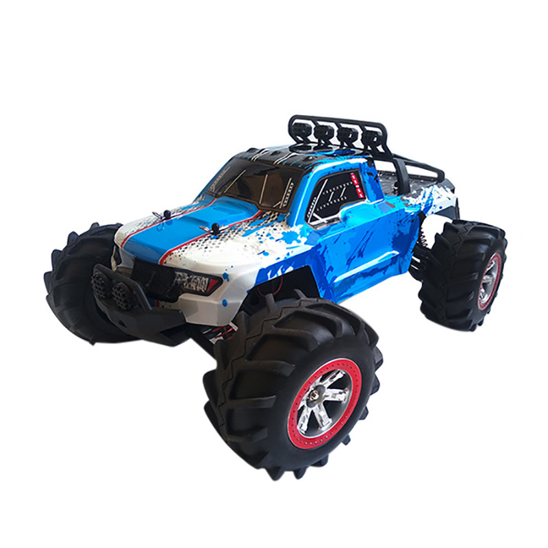 2018 New Remote Control Car 1:12 RC Off-Road Amphibious Speed Truck 30km/H 4-Wheel Drive Cars Toys Waterproof Climb vehicle Toy