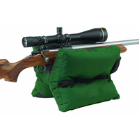 New High Quality Outdoor Hunting Shooting Gun Accessory Unfilled Sand Green Stand Bag Provides Stable and Solid Shooting System