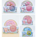 Baby Kids Lovely Animal Dinnerware Set A5 Melamine Children Tableware Set Plate Bow Cup Spoon Birthday Gift with Gift Box