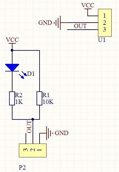 Y103 - spínací modul