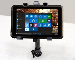 """Image 5 - 2017 промышленный прочный сенсорный планшетный ПК Windows 10 тонкий водонепроницаемый пылезащитный противоударный телефон 8 """"2G RAM GPS 4G LTE Android 5,1"""