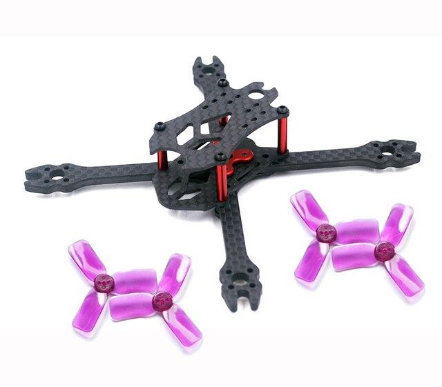 MINI VX110 110mm Quadcopter Frame Kit wheelbase Micro Carbon Frame ...