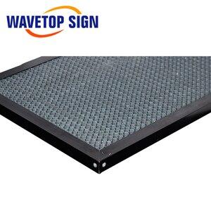 Image 2 - Wavetopsign Laser Honingraat Werktafel 350*250Mm Grootte Board Platform Laser Onderdelen Voor CO2 Laser Graveur Snijmachine