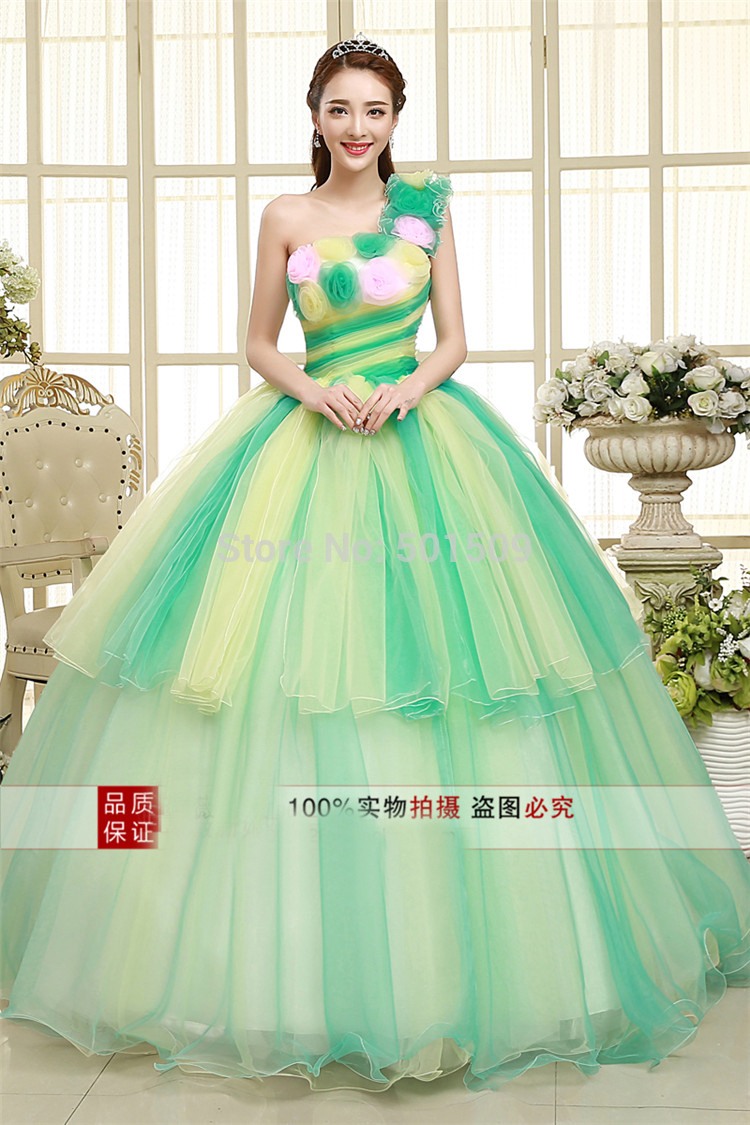 Compare Prices on Yellow Ball Gown Belle- Online Shopping/Buy Low ...