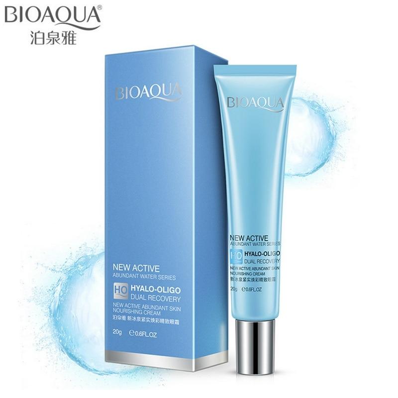 Spring Skin Care: BIOAQUA Brand Ice Spring Water Eye Creams Skin Care Remove