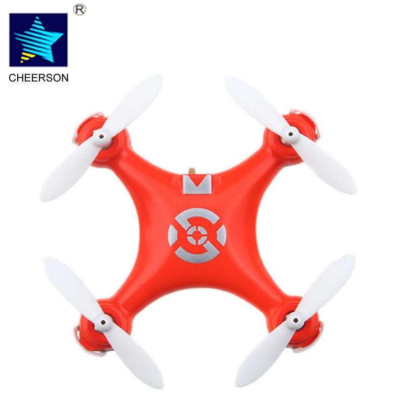 Cheerson CX-10 CX10 2.4G Remote Control Toys 4CH 6Axis RC Quadcopter Mini RC Helicopters Radio Control Aircraft RTF Drone
