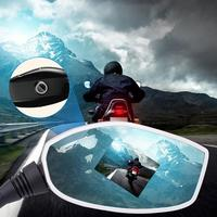 1Pair Motorcycle Driving Recorder Rearview Mirror HD Camera Video Recorder 2 Lens Camcorder With TF WIFI G Sensor Reverse Image