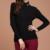 Camisola de inverno mulheres gola alta pullover jumpers fêmea magro malha camisolas das mulheres moda 2015 outono puxar femme hiver