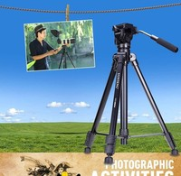 WOLFGANG VCT 880 Digital Camera Tripod Professional Camera Tripod Digital Video Camera Tripod For Nikon Sony