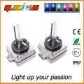 2pc of  D3S xenon bulb Car light source D3S 12V HID xenon bulb for auto lamp Metal base 35W color 4300K,6000K,8000K