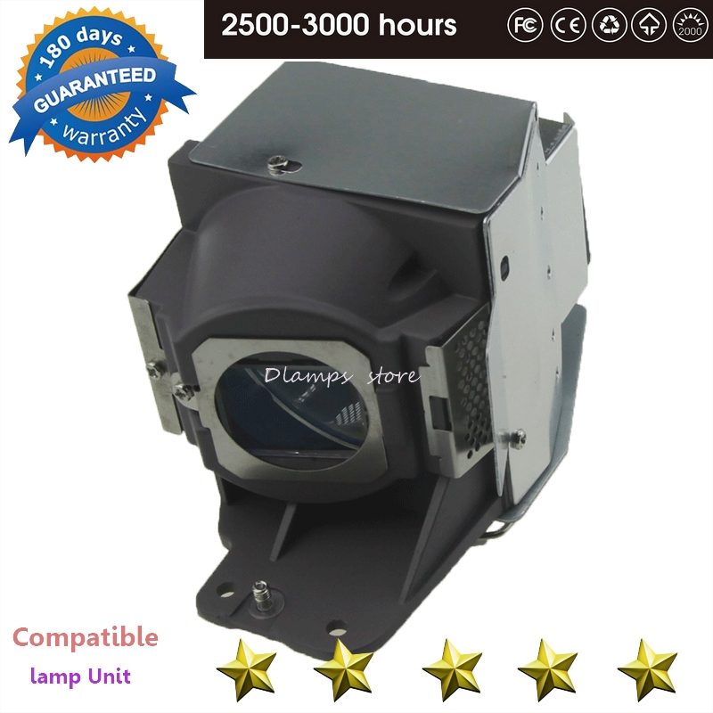 Replacement Projector Lamp 5J.J7L05.001 For BENQ W1070 W1070+ W1080 W1080ST HT1085ST HT1075 W1300 Projectors free shipping 9h j7l77 17e replacement compatible projector bare lamp for benq w1070 w1070 projector