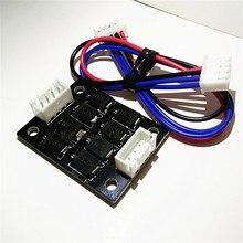 MKS плавный фильтр шаговый фильтр текстура плавный муар фильтр аддон модуль для 3D-принтера шаговый двигатель драйвер
