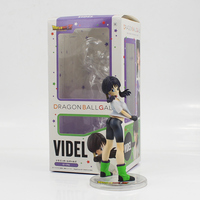 16cm Videl cute figure model toy Son Gohan wife Anime Dragon Ball Hot Figure Model Toy for adult gift