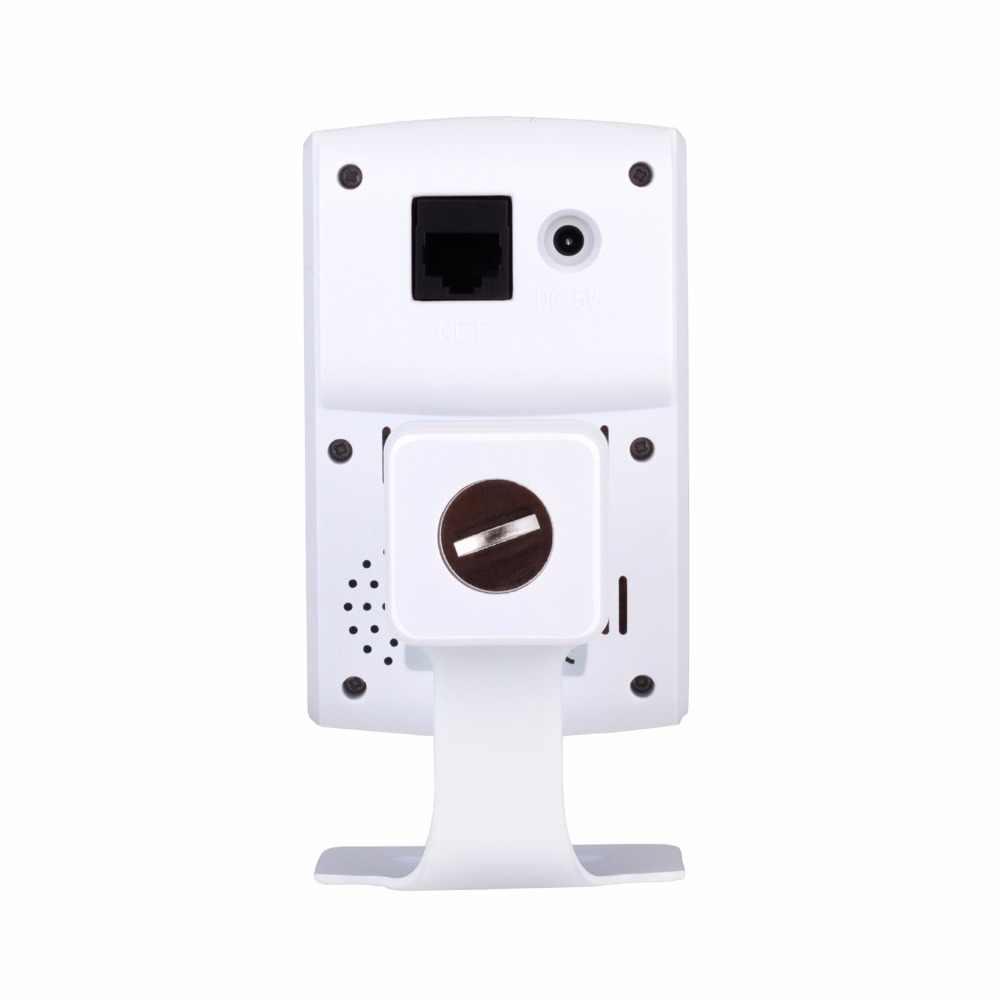Escam Keeper QF502 Wifi мини ip-камера для дома 1.0MP HD 720P P2P крытое наблюдение ночное видение камера видеонаблюдения