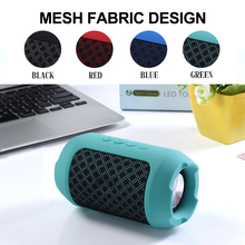 Portable Bluetooth Speaker Wireless Soundbar Magnetic Column 3D Stereo Loudspeaker Sound SystemSubwoofer HiFi Boombox Speakers цены