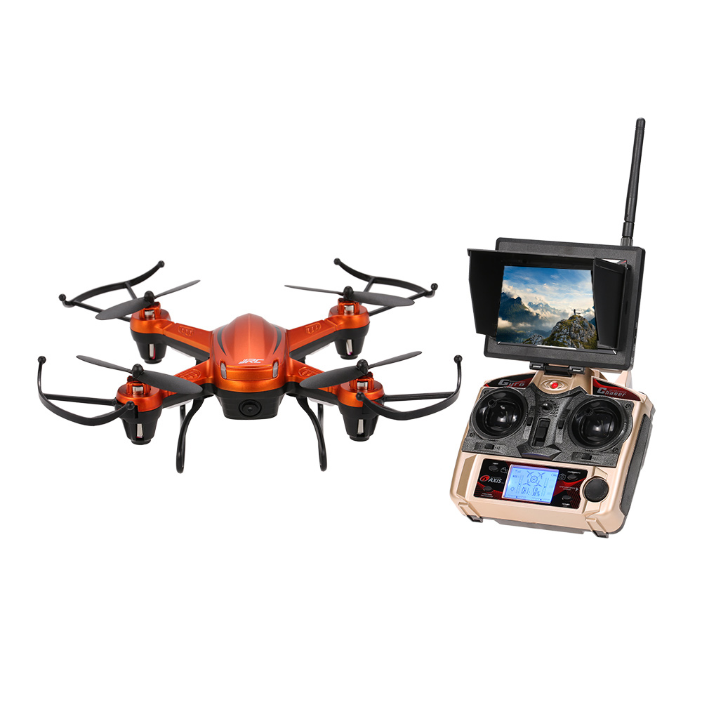 JJRC H32GH 4CH 6-Axis Gyro 5.8G FPV RC Quadcopter Barometer Set High RTF Mini Drone with 2.0MP Camera VS H8D jjr c jjrc h43wh h43 selfie elfie wifi fpv with hd camera altitude hold headless mode foldable arm rc quadcopter drone h37 mini