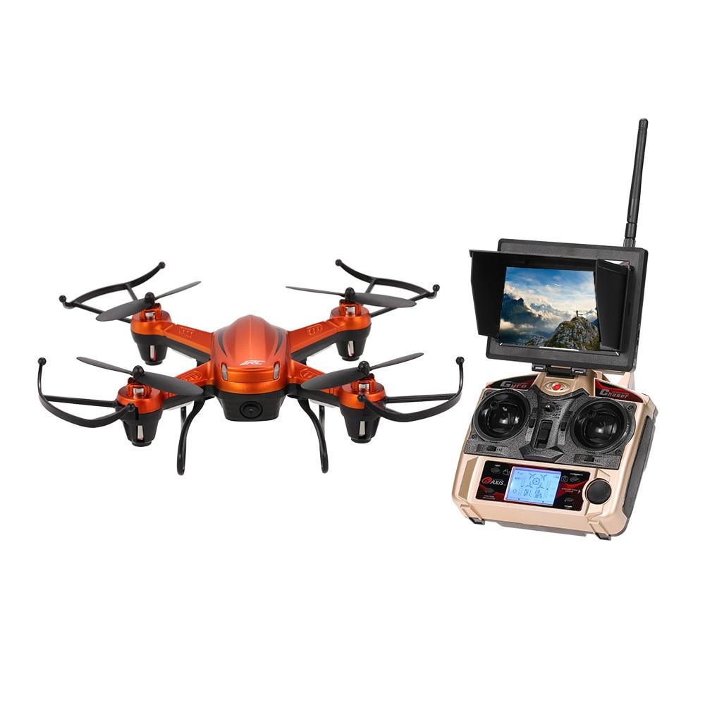 JJRC H32GH 4CH 6-Axis Gyro 5.8G FPV RC Quadcopter Barometer Set High RTF Mini Drone with 2.0MP Camera VS H8D jxd 510g 5 8g rc quadcopters fpv 2 0mp camera 2 4ghz 4ch 6 axis gyro rc quadcopter barometer set height rc drones