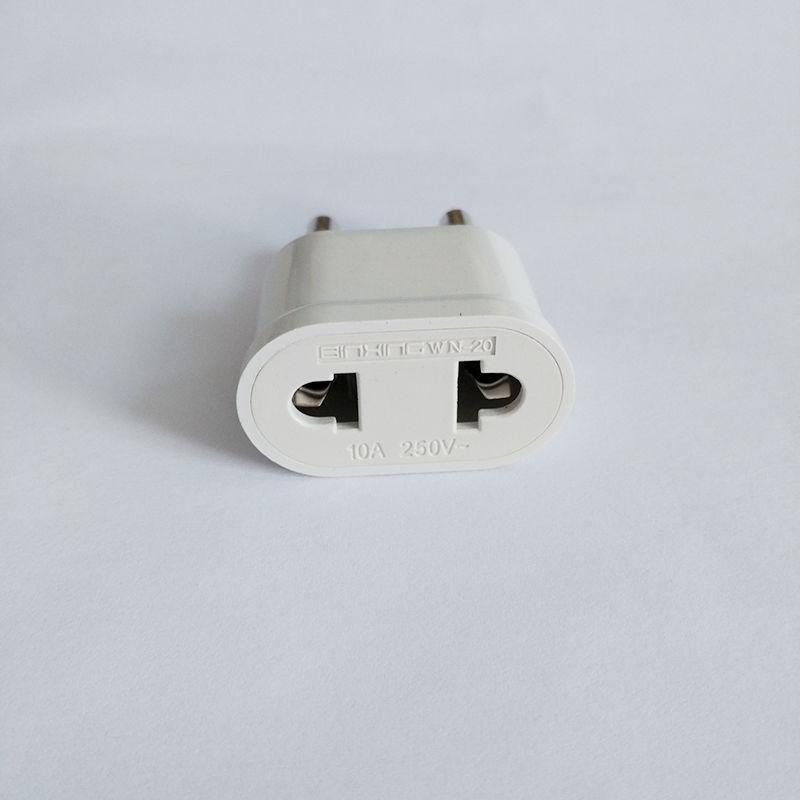 online buy wholesale plug adapter europe from china plug. Black Bedroom Furniture Sets. Home Design Ideas