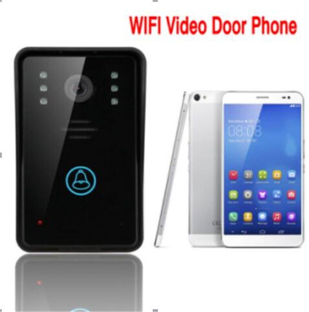 720p Wireless Intercom WIFI Video Door Phone Outdoor Rain-proof