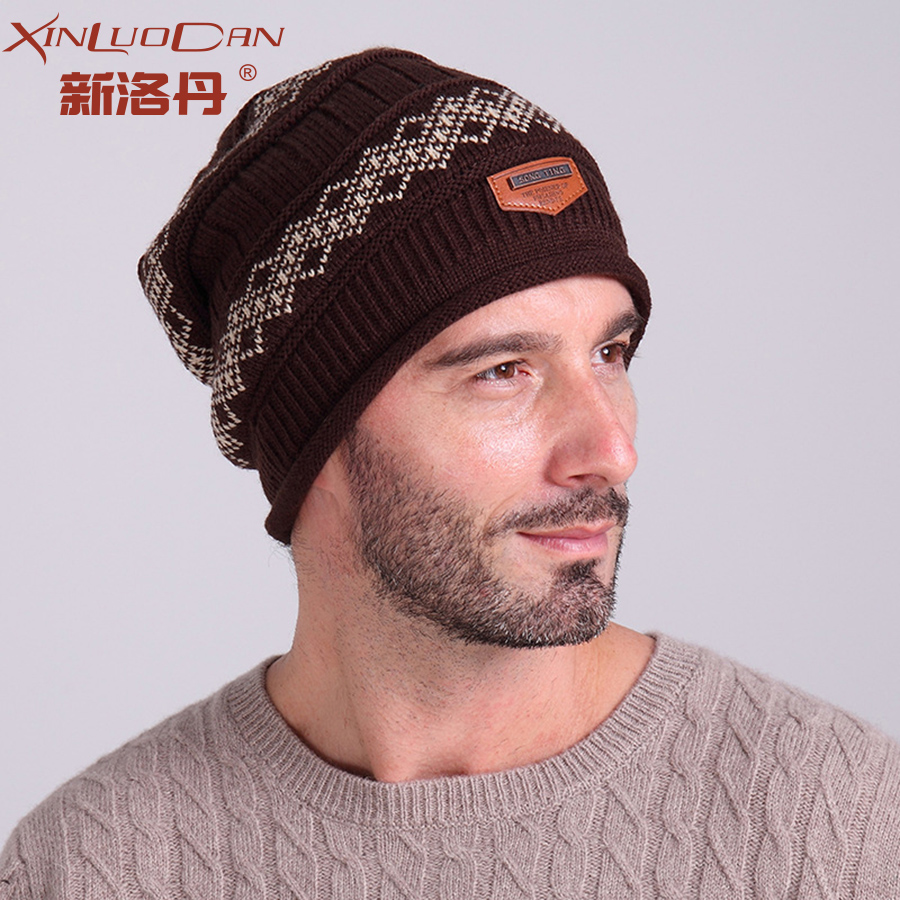 2017 Winter Hat Beanies Skullies Knitted Hat Winter Hats For Men Women Brand Cap Skull Gorros Balaclava Bonnet Beanie Fleece 3pcswinter beanie women men hat women winter hats for men knitted skullies bonnet homme gorros mujer invierno gorro feminino