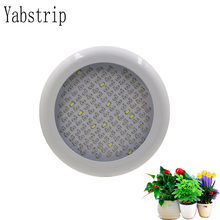 Yabstrip 150W 132leds UFO Full Spectrum Led Grow Light AC85~265V LED Lamp For Indoor Plant Growing and Flowering phyto lamp