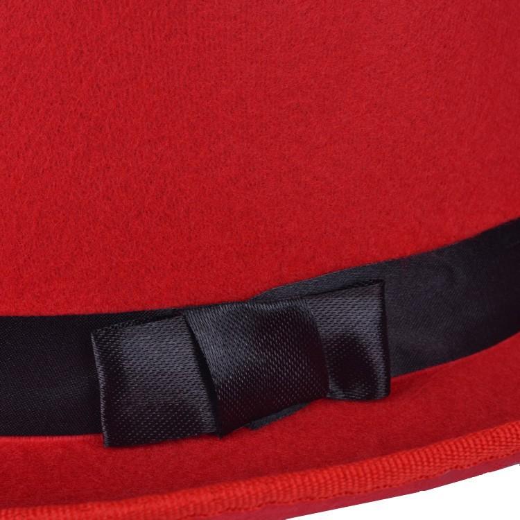 red fedoras cap (5)