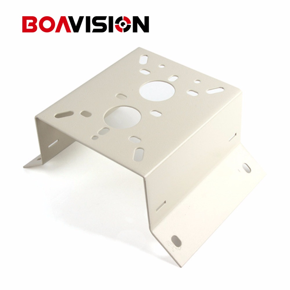 New Metal Outdoor/Indoor External Corner Bracket Mounting For Suitable For 7 inch IP PTZ Dome Camera or Heavy Camera fpv display mounting bracket metal holder shortcut for dji rc transmitter