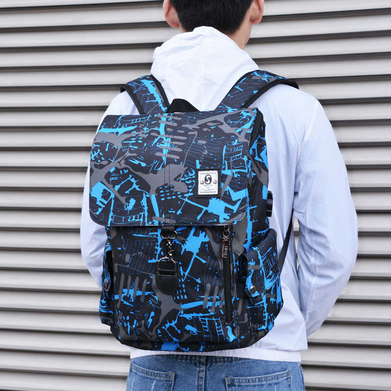 18 дюймов для мужчин ноутбук зарядка через usb Рюкзак Школьная Сумка Противоугонная бизнес женские дорожные сумки Mochila рюкзаки mochila masculina