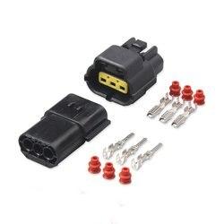 3 контакта 1JZ-GTE 2JZ-GTE TPS, дроссельная заслонка для Toyota 174357-2/368523-1 174359-2, разъем датчика уровня тормозной жидкости