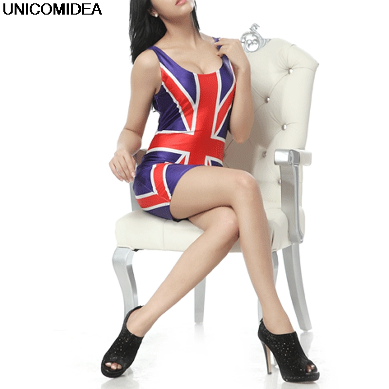 Compra uk flag dress y disfruta del envío gratuito en AliExpress.com