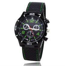 Men Women Watch Sport 1PC Men Military Watches Sport Wristwatch Silicone Fashion Hours Quartz Watch dropshipping hot sale3*