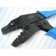 LS-05H коаксиальные обжимные инструменты RG55 RG58 RG59 коаксиальные обжимные щипцы SMA/BNC соединители обжимные инструменты из углеродистой стали об...