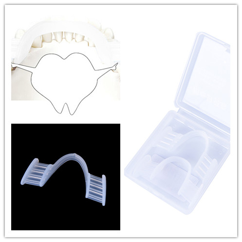 2019 New Dental Mouth Guard Prevent Night Teeth Grinding Bruxism Splint Sleep Aid Box Health Care Feminine Hygiene Product
