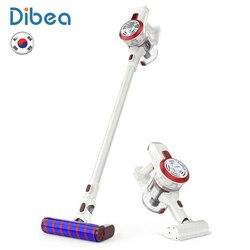 Dibee V008 Pro 2-en-1 aspiradora inalámbrica de mano aspiradora de succión fuerte aspiradora de polvo de bajo ruido aspiradora de colector de polvo
