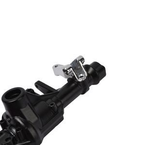 Image 3 - RC Metall Vorne Hinterachse Niedrigeren Shock Mount für Traxxas TRX 4 Upgrade Zubehör Teil TRX4 8227
