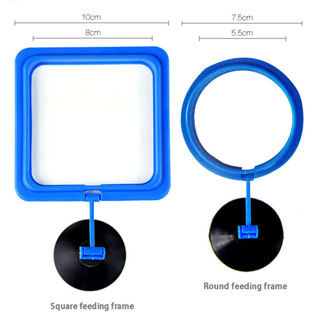 Aquarium Feeding Ring and Floating Food Tray Feeder  5