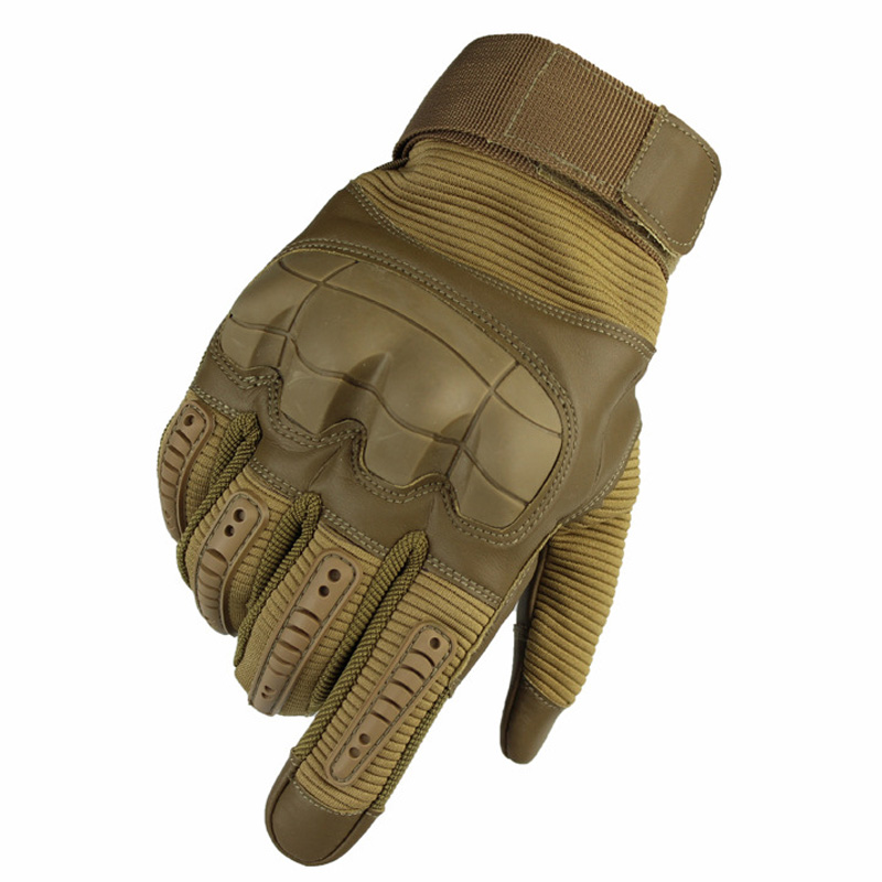 Image 4 - MAGCOMSEN Tactical Gloves Men Winter Military Special Forces Full Finger Gloves Antiskid Police Combat Gloves Mittens YWHX 022-in Men's Gloves from Apparel Accessories on AliExpress