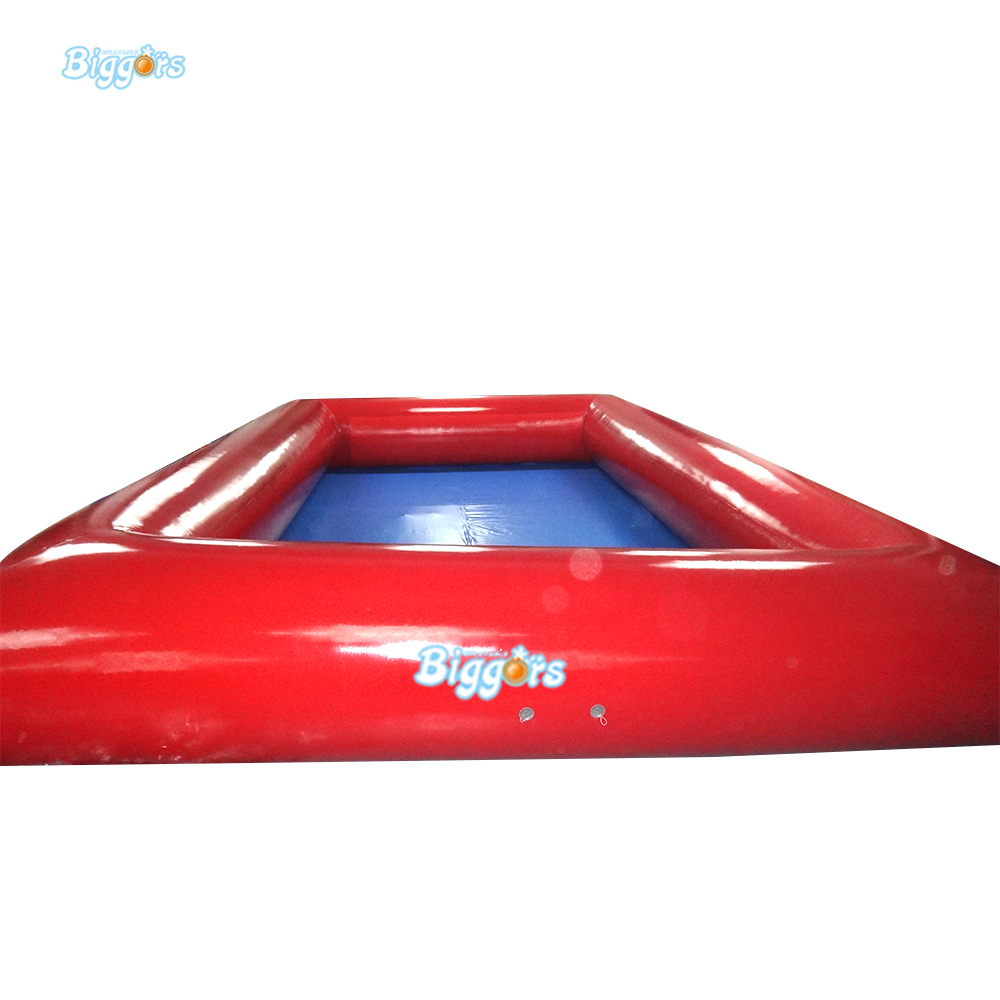 Inflatable Biggors Giant Inflatable Swimming Pool 7*7 m Inflatable Pool For Sale платье conso wear conso wear co050ewypf04