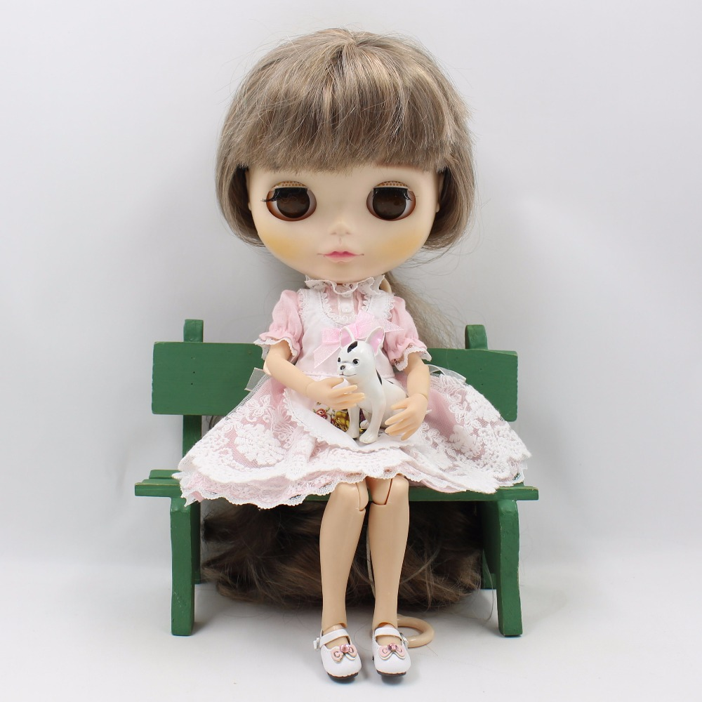 Neo Blythe Doll Apron Clothes 4