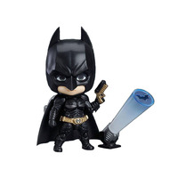 Chanycore Nendoroid Batman 10cm 1pcs PVC Figure Bat Man VS Superman Cute Mini Toys Q Action Anime Figures Kids Gifts Toys 1157